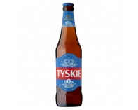 Piwo Tyskie 0% Bezalkoholowe 500ml But zwr LIST