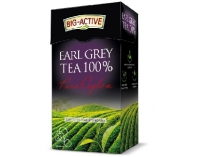 Herbata Big-Active Earl Grey 100% 25tor 50g Herbapol