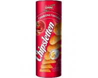Chipsletten Papryka 100g. Crunchips Lorenz