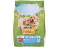Karma Friskies Pies Vitality Junior 500g Sucha Nestle