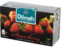 Herbata Dilmah Strawberry 20 szt x 30 g.