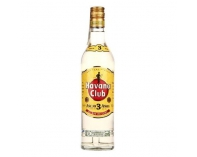 Rum Havana Club 37,5% 700ml. 3 YO LIST